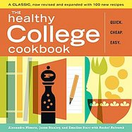 Details for The Healthy College Cookbook